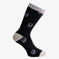 Ponožky David Aster - PIVO - Nohy jako v bavlnce.