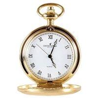 Kapesní otvírací hodinky David Aster, zlacené - Kapesní hodinky z doby, kdy se ještě nespěchalo. Gravírujeme podle vašeho zadání! Přesně, rychle, kvalitně. Zboží skladem, expedice do 24h.