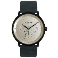 Hodinky LAVVU TROMSØ Indigo blue, pánske - Špičkové pánske náramkové hodinky. Gravírujeme podľa vášho zadania! Presne, rýchlo, kvalitne. Tovar skladom, expedícia do 24h.