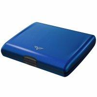 Peněženka TRU VIRTU RAY Papers & Cards Blue Ocean - s laserovým gravírováním