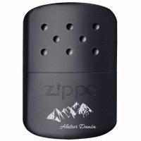 Ohřívač rukou ZIPPO Black - s gravírováním