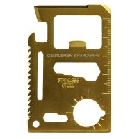 Credit Card Tool Gentleman´s - s gravírováním