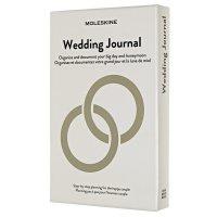 Zápisník MOLESKINE Passion Journal Wedding