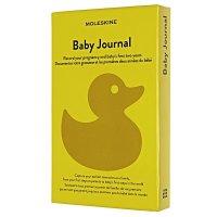 Zápisník MOLESKINE Passion Journal Baby